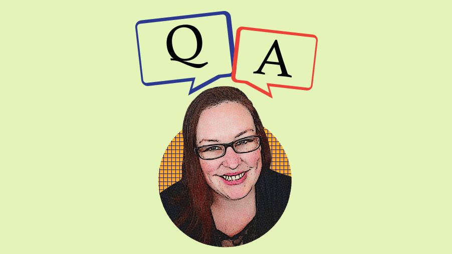 Peak Support Q&A:Alyssa Hedrick