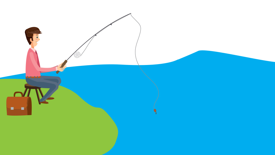 How to Manage Stressful Situations at Work — And in Fishing