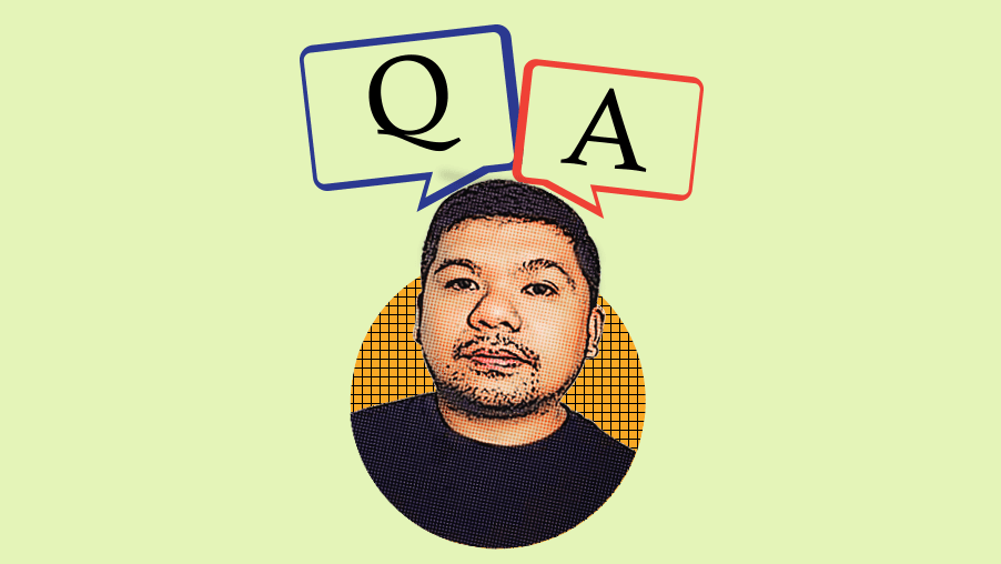 Peak Support Q&A: Bryan Rosario