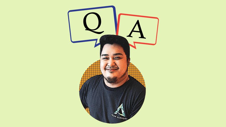 Peak Support Q&A: Carlos Cornista