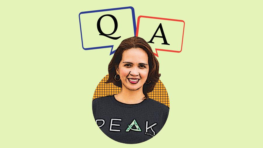 Peak Support Q&A: Marichel Natividad