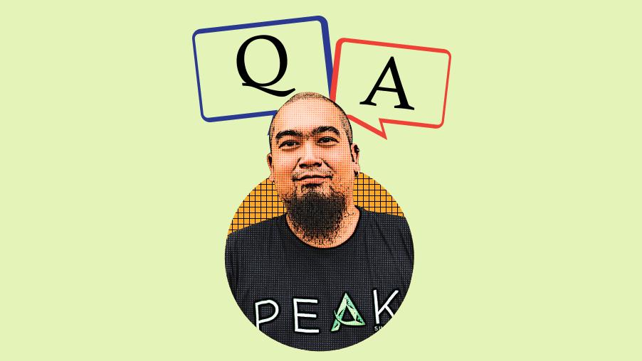 Peak Support Q&A:Francis Eronico