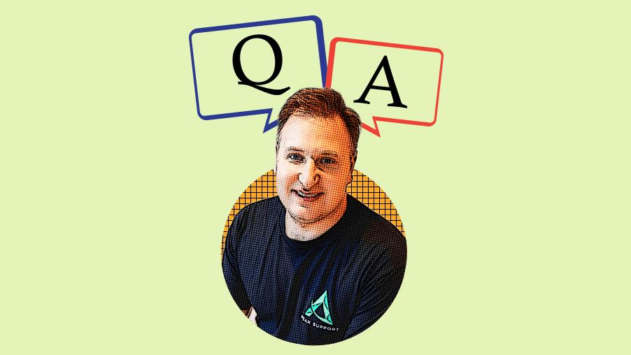 Peak Support Q&A: Jonathan Steiman