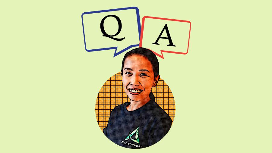 Peak Support Q&A: Kathleen Egger