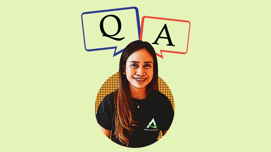Peak Support Q&A: Leizl Joy Yee