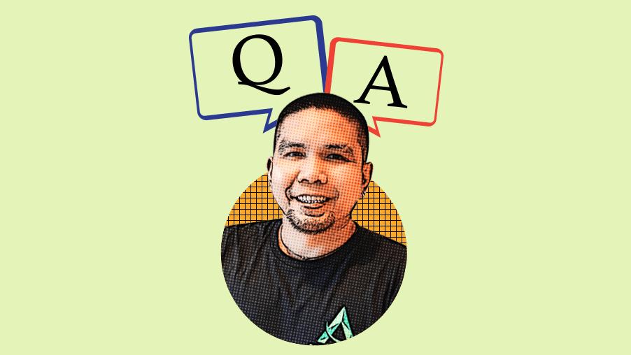 Peak Support Q&A: Patrick Pilares