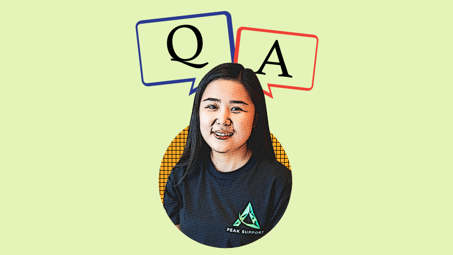 Peak Support Q&A:Maria Cecilia Acido