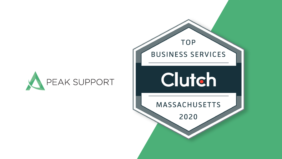Peak Support Recognized During the Annual Clutch Awards