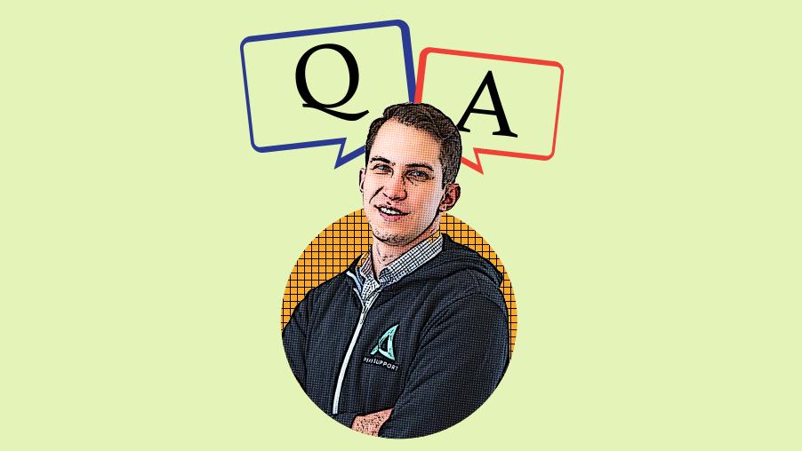 Peak Support Q&A:Daniel Gutierrez