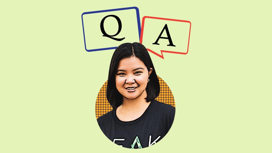 Peak Support Q&A:Bianca Lazaro