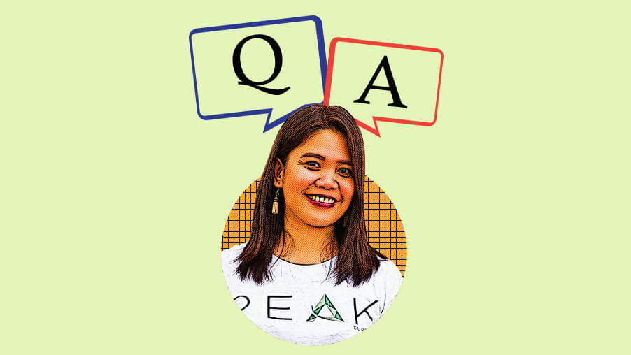 Peak Support Q&A: Mimi Abelarde