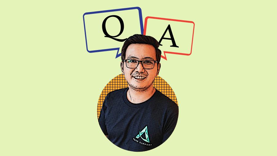 Peak Support Q&A: Roland Allan Papa